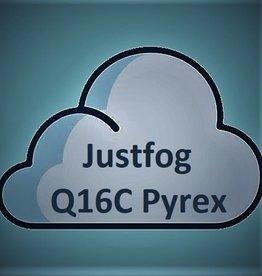 JUSTFOG Justfog Pyrex glas Q16C