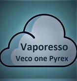 Vaporesso Vaporesso Veco One Pyrex Glass 2ML