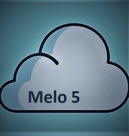 Eleaf Melo 5 Clearomizer - 2ML black