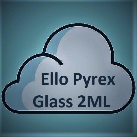 Eleaf Eleaf Ello Pyrex Glass (2ML) Short