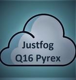 JUSTFOG Justfog Pyrex Glass Q16