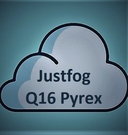 JUSTFOG Pyrex Glass Q16