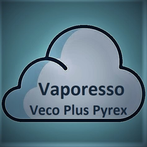 Vaporesso Vaporesso Veco Plus Pyrex Glas 2ML