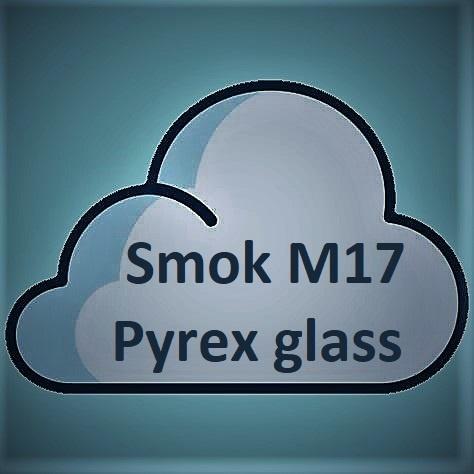 Smok SMOK M17 Pyrex glass 2ML