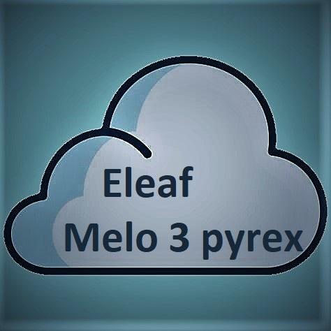 Eleaf eleaf melo 3 pyrex glass 2ML