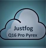 JUSTFOG Justfog Q16 Pro Pyrex Glas + tank part