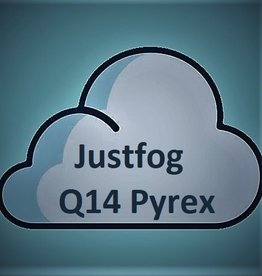 JUSTFOG Pyrex Glass Q14
