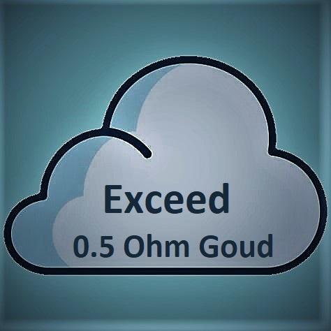 Joyetech EX Exceed Coils - Goud (0.5 Ohm)