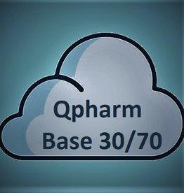 QPharm Qpharm Base 10ml 30PG/70VG