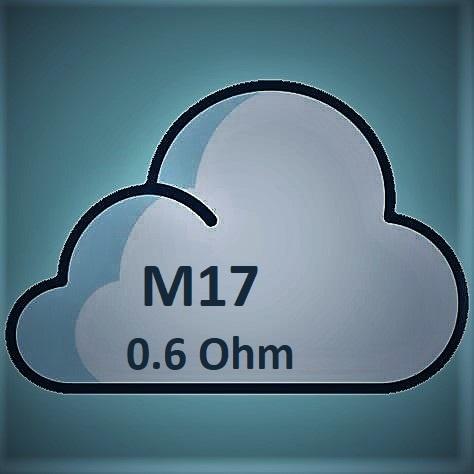 SMOK M17 Coils - 0.6 Ohm