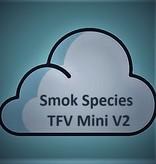 Smok Smok Species TFV mini V2 driptip - Zwart