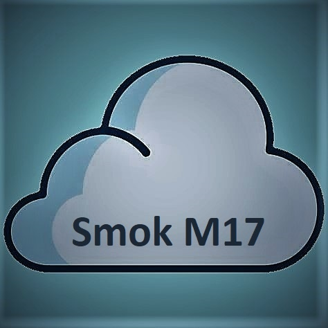 Smok M17 Driptip Geel