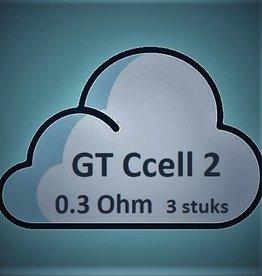 Vaporesso Vaporesso GT Ccell 2 Coils - 0.3 Ohm (3 stuks)