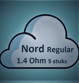 SMOK - Nord Regular Coil 1.4Ohm (5 stuks)