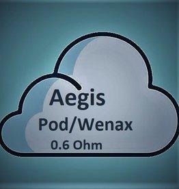 Geekvape Geekvape Aegis pod/Wenax Stylus Coils - 0.6Ohm