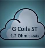 Geekvape Geekvape G Coils ST - 1.2Ohm (5 St.)
