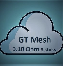 Vaporesso Vaporesso GT Mesh Coils - 0.18 Ohm (3 stuks)