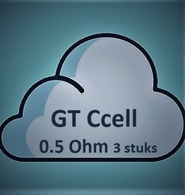 Vaporesso Vaporesso NRG GT Ccell Core Coils - 0.5Ohm (3 stuks)