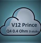 Smok Smok V12 Prince Coil Q4 0.4 Ohm (3 Stuks)