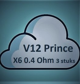 Smok Smok V12 Prince Coil X6 0.15 Ohm (3 Stuks)