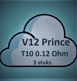 Smok Smok V12 Prince Coil T10 0.12 Ohm (3 Stuks)