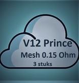 Smok Smok V12 Prince Coil Mesh 0.15 Ohm (3 Stuks)