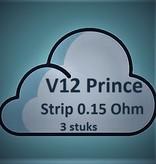 Smok Smok V12 Prince Coil Strip 0.15 Ohm (3 Stuks)
