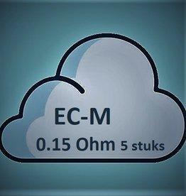 Eleaf EC-M Coils 0.15 Ohm ( 5 stuks )