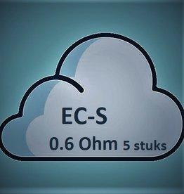 Eleaf Eleaf EC-S Coils - 0.6Ohm (5 St.)