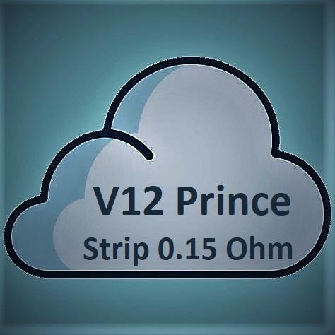 Smok Smok V12 Prince Coil Strip 0.15 Ohm
