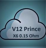 Smok smok V12 Prince Coil X6-0.15 Ohm
