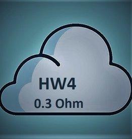 Eleaf HW4 Quad Dual Ello Mini Coil (0.3ohm)