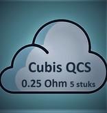 Joyetech Cubis Coil QCS (0.25 Ohm) ( 5 Stuks )