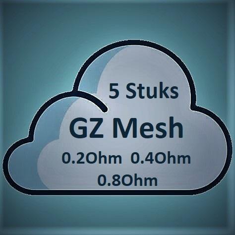 Eleaf Eleaf GZ Mesh Coils (5 St.)