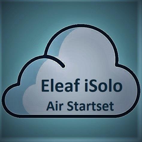 Eleaf Eleaf iSolo Air Startset - 2ML