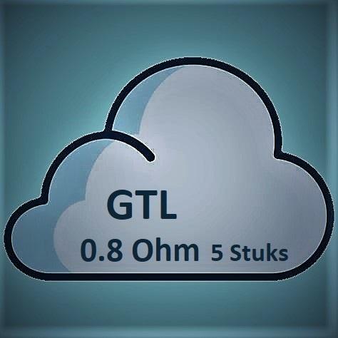 Eleaf Eleaf GTL Coils - 0.8Ohm ( 5 St.)