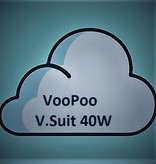 Voopoo Voopoo V.Suit 40W Startset - 2ML