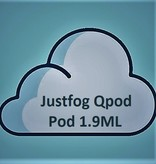 JUSTFOG Justfog Qpod Pods - (1 St.) - 1.9ML