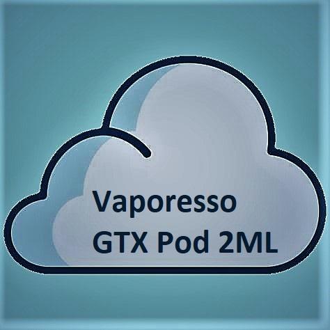 Vaporesso Vaporesso GTX POD 26 - 2ML