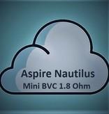 Aspire Nautilus mini BVC coil 1.8Ohm(5stuks)