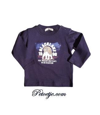 DR. KID Jongens Blauwe T-shirt