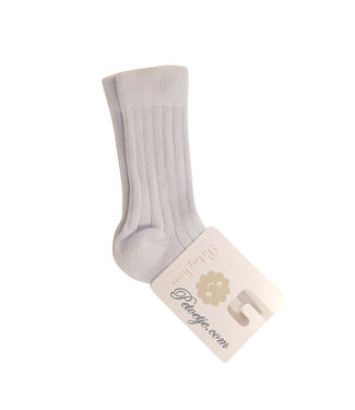 PATACHOU Unisex Light blue Cotton Kneesocks