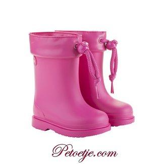 IGOR  Chufo Cuello Fuchsia Rain Boots