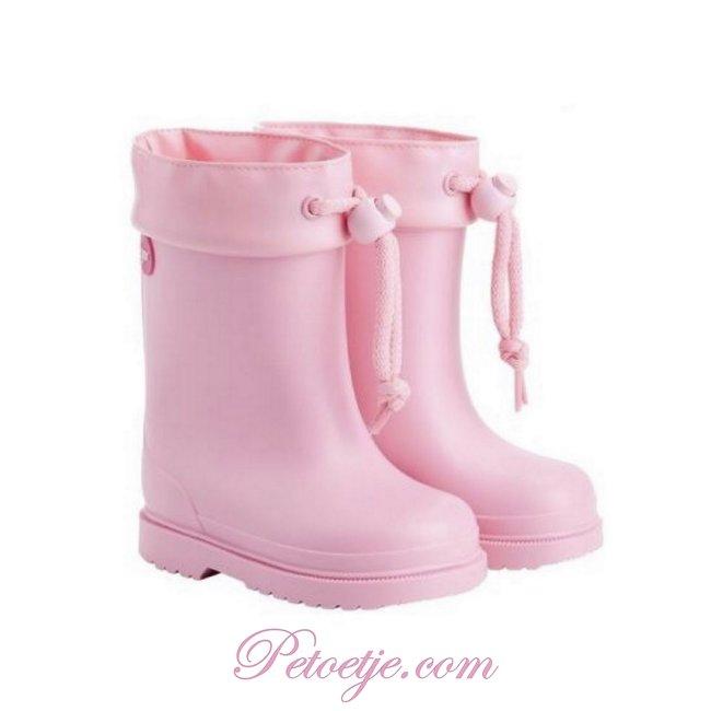 IGOR  Chufo Cuello Pink Rain Boots