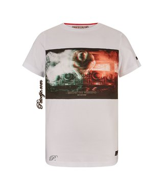 RETOUR  Boys White T-Shirt DJ