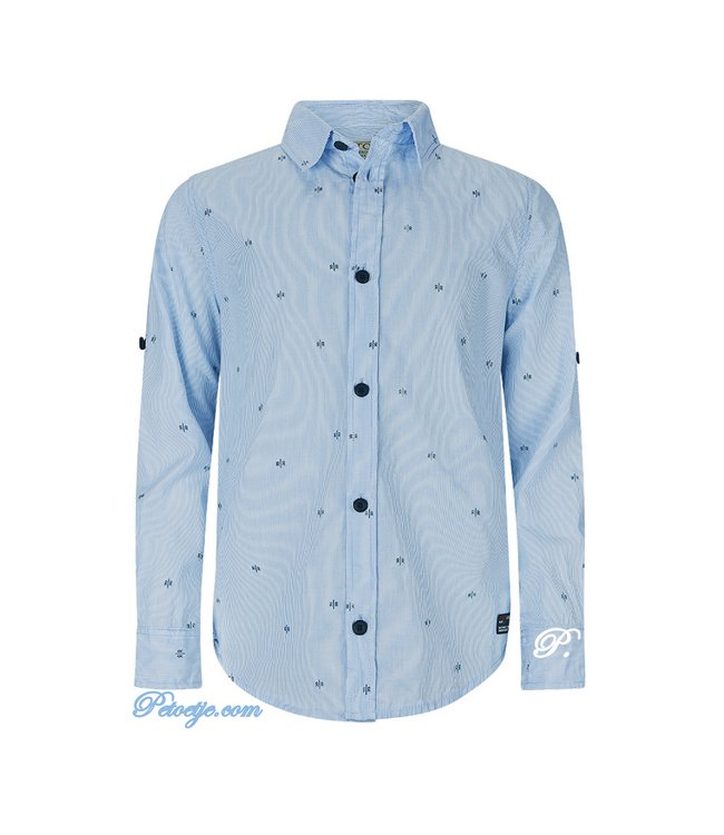 RETOUR  Boys Blue Shirt