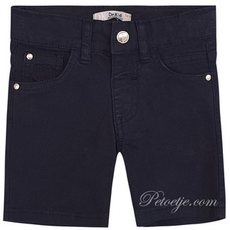DR. KID Jongens Blauwe Short