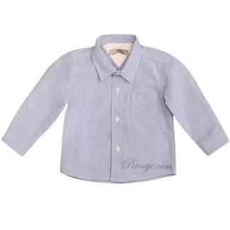 DR. KID Boys Blue Shirt