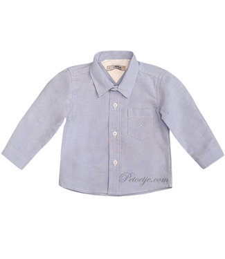 DR. KID Boys Blue Shirt