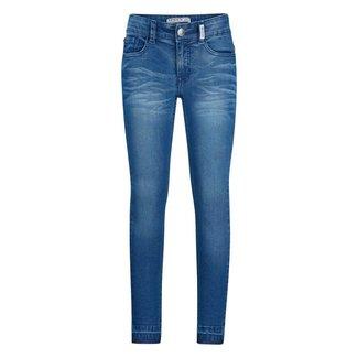 RETOUR Jeans Meisjes Blauwe Denim Jeans